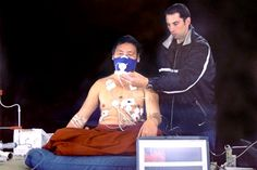 Harvard Study Confirms: Tibetan Monks Can Raise Body Temperature With Their Minds!