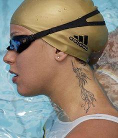 Federica Pellegrini Summer Olympics