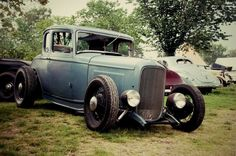 Classic 32 Ford Hot Rod