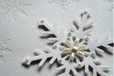 ideas: frozen bubbles, observing snowflakes using black construction paper, ice candles Crafts For Seniors, Paper Crafts For Kids, Easy Crafts, Senior Crafts, Paper Ornaments, Ornament Crafts, Nursing Home Crafts, Snowflakes Art, Christmas Thoughts