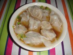 上海菜肉餛飩