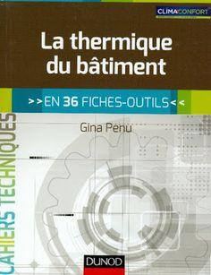 Télécharger :la thermique du bâtiment - en 36 fiches-outils.pdf ~ Cours D'Electromécanique