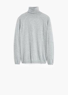 Camisola básica algodão - Mango