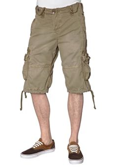 TERMINAL - Shorts - olive