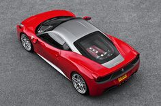 This is the latest Ferrari 458 from the Bradford based styling house A. Kahn Design
