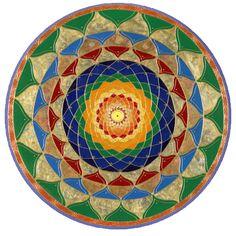 Festival de Mandala Round