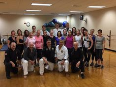 We were proud to be part of the Women's Self Defense class that was put on by Jupiter Traditional Martial Arts.