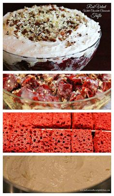 ... Pinterest | Oreo trifle, Brownie trifle and White chocolate cheesecake
