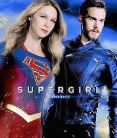 ❤️ KARAMEL LOOKS SO GOOD #Karamel #Melwood #Supergirl