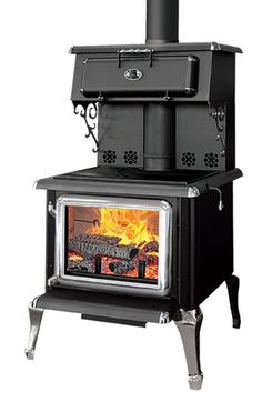 J.A. Roby 2500 Cuisiniere Wood Cookstove