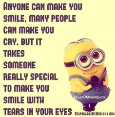 Minion wisdom