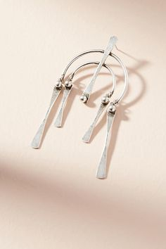 Slide View: 2: Kamil Drop Earrings