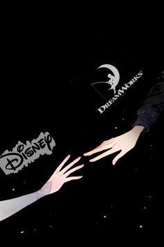 Ya, Jack bad luck, Elsa, you too... not ma fault thet deamworks makes tha hot boys and Disney tha pretty girls