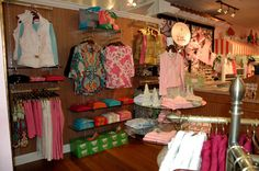The Lilly Pulitzer Signature Shopin The Village at Wexford on Hilton Head Island, South Carolina