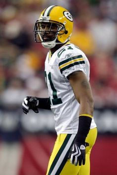 CB - Charles Woodson #21 [Green Bay Packers]