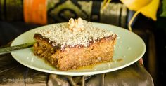 Παραδοσιακή καρυδόπιτα | magiacook Greek Honey Cake Recipe, Banana Bread, Cake Recipes, Desserts, Food Porn, Tailgate Desserts, Easy Cake Recipes, Dessert, Postres