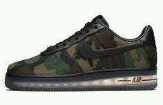 Camo Nikes