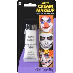 Cream White Makeup - Party City