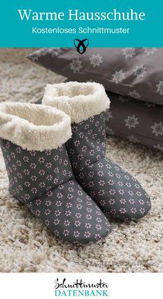 Diese kuscheligen Hausschuhe sind ein tolles kleines Nähprojekt und bestimmt auch ein schönes Geschenk für jemanden, der oft kalte Füße bekommt. Vielleicht bist du ja … Weiterlesen