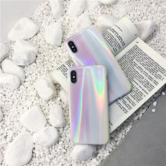 Aurora Laser Marble Case for iPhone - Iphone XS - Ideas of Iphone XS for sales. - Pay 1 free Aurora laser marble Case for iphone X XR XS XS Max 6 7 8 Hologram phone back cover Diy Iphone Case, Iphone Phone Cases, Iphone App, Iphone Charger, Iphone 6 Plus Case, Iphone Ringtone, Unlock Iphone, Iphone Cases Cute, Free Iphone