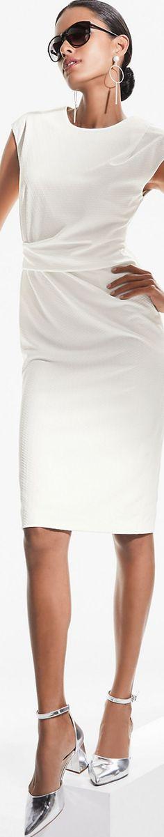 MADELEINE White Dress