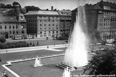 Virtuális séta a hajdanvolt budai Tabán utcáin Old Pictures, Old Photos, Budapest Hungary, Holiday Travel, Homeland, Historical Photos, The Good Place, Bali, Arch