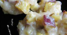 さつま芋1本で7~8個できるからね♪ 混ぜて蒸すだけ簡単簡単♪ 昔ながらの 優しい優しいおやつです。