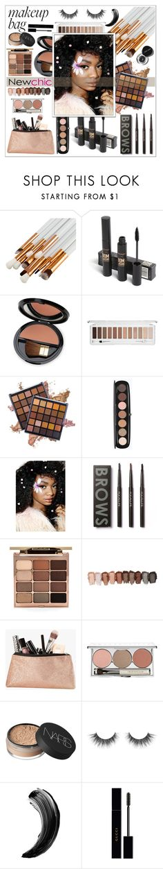 """""""♥ Newchic 1/ 10 ♥"""" by av-anul ❤ liked on Polyvore featuring beauty, Dr.Hauschka, Forever 21, Marc Jacobs, The Gypsy Shrine, Stila, Chantecaille, NARS Cosmetics, Bobbi Brown Cosmetics and Gucci"""