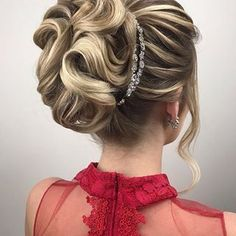 Cute Hairstyles, Bridal Hairstyles, Hairstyle Ideas, Hair Makeup, Hair Beauty, Make Up, Hair Combs, Hair Styles, Wedding