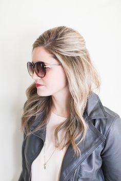 Sunglasses and Sunny Weather - Samantha Elizabeth