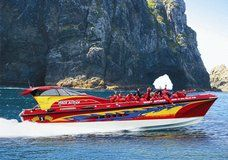 Find and book Hole in the Rock Cruise options departing from Paihia or Russell in the beautiful Bay of Islands, New Zealand. Island Cruises, Bay Of Islands, Rock Island, Vacation Ideas, The Rock, New Zealand, Boat, Water, Water Water