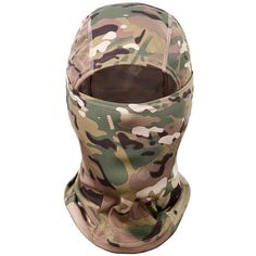 OXFORD SNUG THERMAL POLAR FLEECE CAMO NECK TUBE SCARF BALACLAVA FACE HEAD MASK