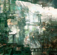theartofanimation: Theo Prins