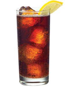 ... Refresco de Cola • Ron Blanco • Tequila Reposado • Triple Sec