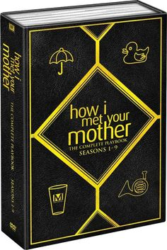 How I Met Your Mother - DVD Plans Already for 'Season 9' AND 'The Complete Playbook' - if I had $178, I would totally preorder this. If someone else has $178, they should totally preorder it for me as a gift. XD