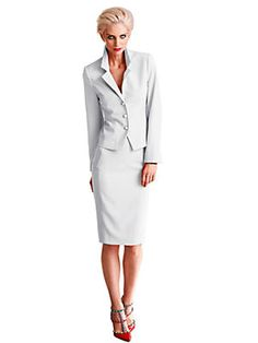 Kostüm im Universal Online Shop Calvin Klein Collection, Fall Winter, Dresses For Work, Satin, Outfits, Shopping, Women, Silver, Style