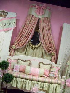 Cute little princess room!