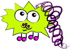 Hello! I'm Cafty The Cat. This Rediscoveree was created by Sina, Aged 10