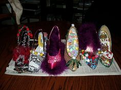 krewe of muses shoes | Flickr - Photo Sharing!