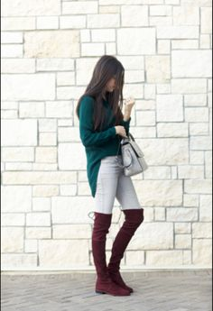 447c89ce4 LOWLAND BOOT. Stuart Weitzman, Boots and Over The Knee Boots #streetstyle  #outfits