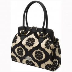 Cosmopolitan Carryall in Black Forest Cake - Carryalls - Bags