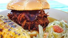 """Cooker Texas Pulled Pork Slow Cooker Texas Pulled Pork I """"This is my go to pulled pork recipe, everyone seems to love it.""""Slow Cooker Texas Pulled Pork I """"This is my go to pulled pork recipe, everyone seems to love it. Crock Pot Slow Cooker, Slow Cooker Recipes, Cooking Recipes, Crockpot Meals, Slow Cooking, Cooking Pasta, Cooking Fish, Cooking Salmon, Gastronomia"""