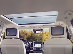 Speaking of interior... The Expedition is very luxurious and the perfect large size SUV to keep passengers entertained and comfortable! New Ford F150, Nova, Live Tv Streaming, Watch Live Tv, Tv Services, Old Tv, Entertainment System, Rear Seat, Survival Gear