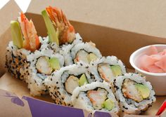 prawn tempura maki fengsushi.co.uk