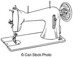 Image result for sewing machine drawing Waterfall Drawing, Sewing Machine Drawing, Antique Sewing Machines, Wallpaper Free Download, Toilet Paper, Machine Embroidery, Antiques, Drawings, Prints