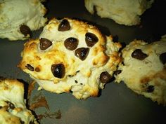 Easy Homemade Recipes: Easy chocolate scones
