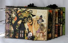 Killam Creative: An Eerie Tale Halloween Album (Image Heavy)