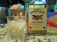 Laird's Applejack makes a fine Applejack Sour, and Melba shares her recipe for a Cranjack cocktail.