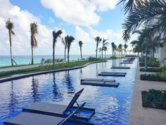 Amazing days and nights relaxing in Hyatt's beautiful swim out suites! Hyatt Ziva Cancun, Cancun Mexico