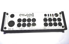 Four analog CV outputs, Twelve gate outputs, a wide range of MIDI to CV mapping options at a budget price!